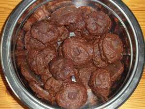 Miska plná sušenek