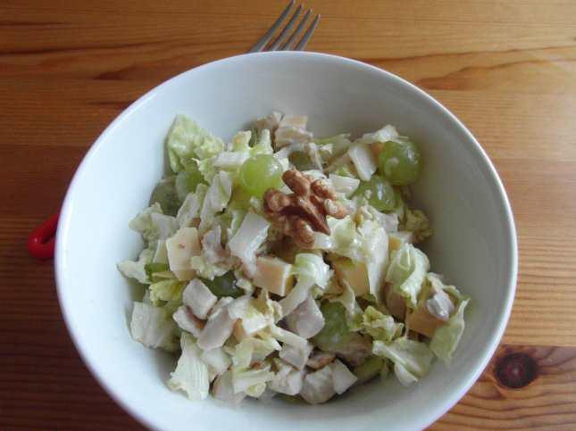 Zamíchaný salát