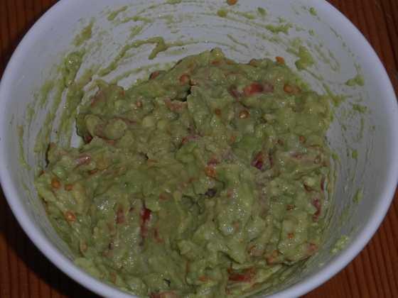 Mé guacamole