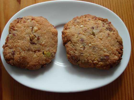 Máslové sušenky #2