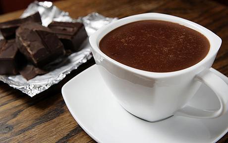 horka cokolada