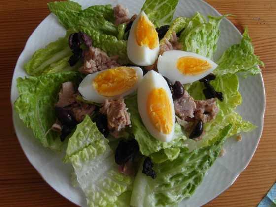 Salát Niçoise