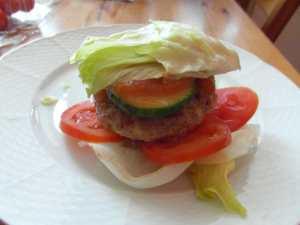 Zeleninové burgery