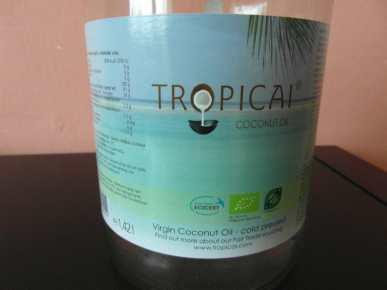 Kokosový olej #4