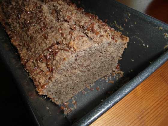 Hotový toastový chléb