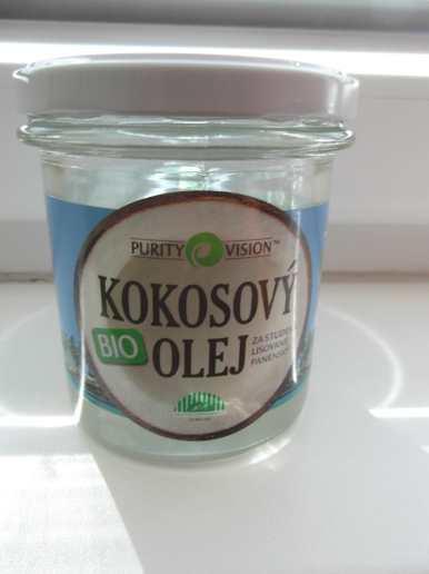 Purity Vision Kokosový olej