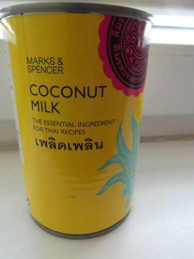 M&S Kokosové mléko