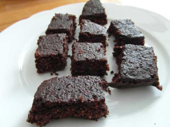 Kakaové brownies