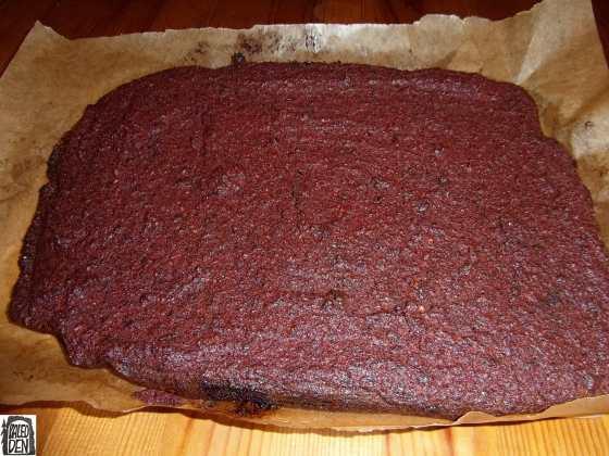 Hotové brownies