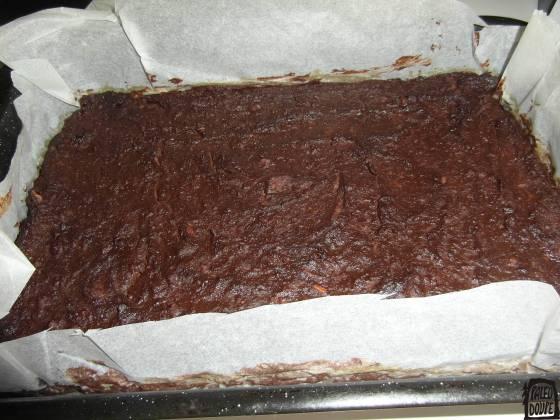 Brownies ze sladkých brambor