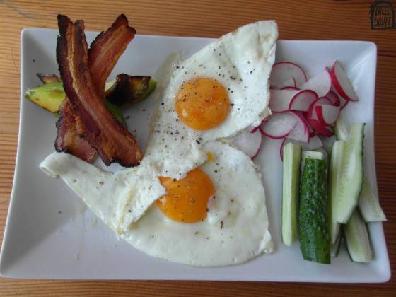 Den 26 snídaně