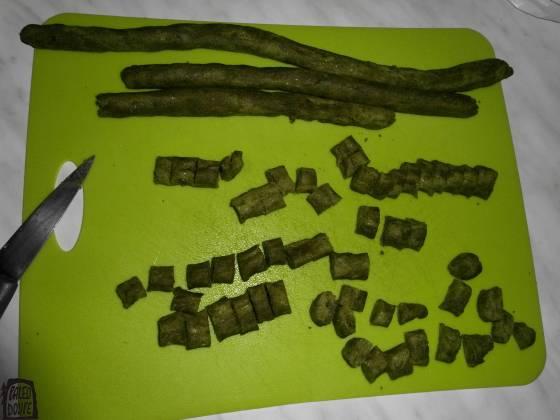 Dýňové halušky (noky)