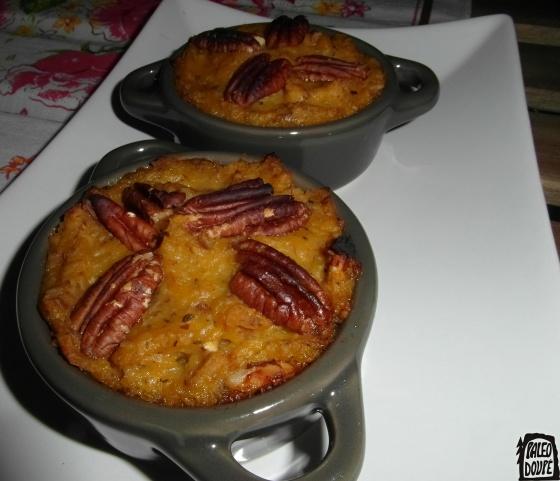 Krémová dýně s pekany