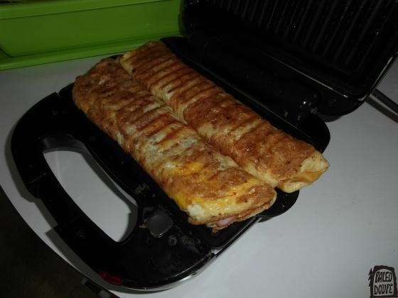Quesadilla z grilu